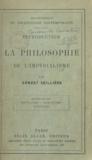Ernest Seillière - Introduction à la philosophie de l'impérialisme - Impérialisme, mysticisme, romantisme, socialisme.