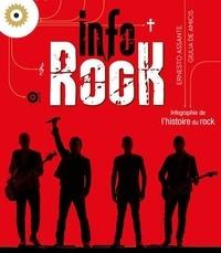 Ernesto Assante et Giulia de Amicis - Inforock - Infographie de l'histoire du rock.