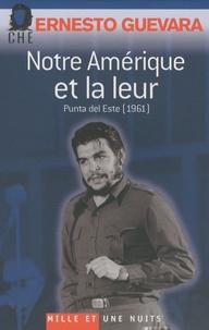 Notre Amérique et la leur - Punta del Este (1961), Projet alternatif de développement pour lAmérique latine.pdf