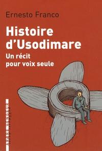 Ernesto Franco - Histoire d'Usodimare - Un récit pour voix seule.