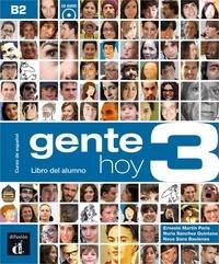 Histoiresdenlire.be Gente hoy 3 - Libro del alumno Image