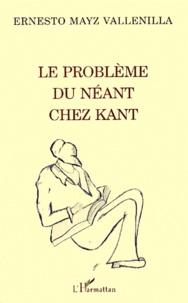 Le problème du néant chez Kant.pdf