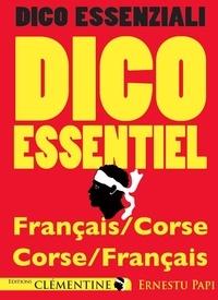 Histoiresdenlire.be Dico essentiel français-corse et corse-français Image