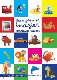 Ernestu Papi - Mon premier imagier français/corse.