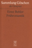 Ernst Behler - Frühromantik.