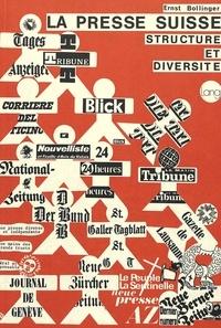 Feriasdhiver.fr La presse suisse - Structure et diversité Image
