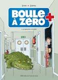 Ernst et  Zidrou - Boule à zéro Tome 2 : Le Gang des crocodiles.