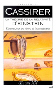 Ernst Cassirer - .