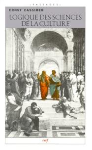 Deedr.fr Logique des sciences de la culture - Cinq études Image