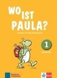 Ernst Endt et Anne-Kathrein Schiffer - Wo ist Paula? Deutsch für die Primarstufe - Kursbuch 1.