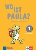 Ernst Endt et Anne-Kathrein Schiffer - Wo ist Paula? Deutsch für die Primarstufe - Arbeitsbuch 1. 1 Cédérom
