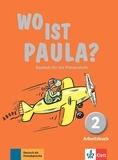 Ernst Endt et Anne-Kathrein Schiffer - Wo ist Paula? Deutsch für die Primarstufe - Arbeitsbuch 2. 1 Cédérom