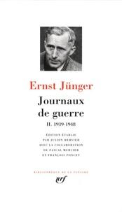 Journaux de guerre- Tome 2, 1939-1948 - Ernst Jünger | Showmesound.org