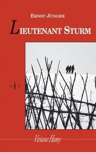Ernst Jünger - Lieutenant Sturm.