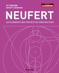 Ernst Neufert - Les éléments des projets de construction.