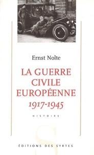 Ernst Nolte - .