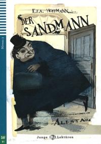 Ernst Theodor Amadeus Hoffmann - Der Sandmann. 1 CD audio