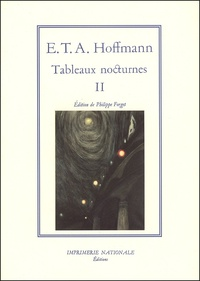 Ernst Theodor Amadeus Hoffmann - .
