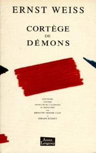 Ernst Weiss - Cortège de démons.