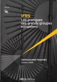 Histoiresdenlire.be IFRS - Les pratique des grands groupes européens Image
