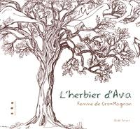 Erolf Totort - L'herbier d'Ava - Femme de Cro-Magnon.