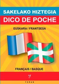 Sennaestube.ch Dico de poche basque/français & français/basque Image