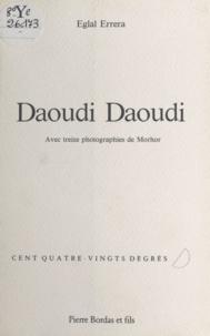 Errera - Daoudi Daoudi.