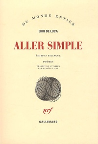 Erri De Luca - Aller simple.