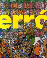 Erro - Erro 1987-2006 - Catalogue général.