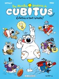 Erroc et Michel Rodrigue - Les nouvelles aventures de Cubitus Tome 10 : Cubitus a tout inventé !.