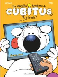 Erroc - Les nouvelles aventures de Cubitus Tome 12 : Vu à la télé.