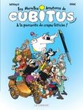 Erroc et Michel Rodrigue - Les nouvelles aventures de Cubitus Tome 13 : A la poursuite du crayon fétiche.