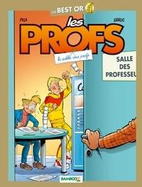 Erroc et  Pica - Les Profs  : La salle des profs.