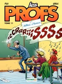 Erroc et  Pica - Les Profs Tome 11 : Tableau d'horreur.