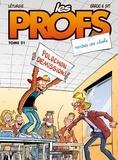 Erroc et  Sti - Les Profs Tome 21 : Rentrée des clashs.