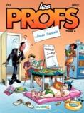 Erroc et  Pica - Les Profs Tome 6 : Classe touriste.