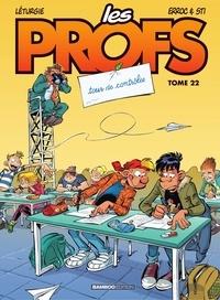 Erroc et  Sti - Les Profs - Tour de contrôles.