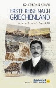 Erste Reise nach Griechenland - Tagebuch (13. Juni bis 5. August 1901.