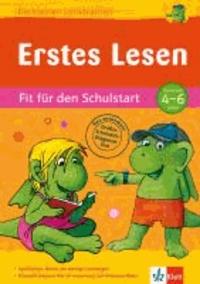 Erstes Lesen - Fit für den Schulstart. Vorschule 4 - 6 Jahre.