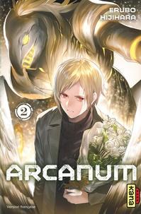 Erubo Hijihara - Arcanum Tome 2 : .