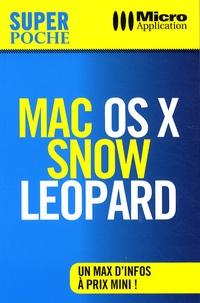 Mac OS X Snow Leopard - Erwan Barret | Showmesound.org
