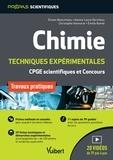 Erwan Beauvineau et Jeanne-Laure Dormieux - Chimie techniques expérimentales - Travaux pratiques CPGE scientifiques et concours.