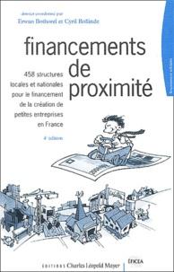 Financements de proximité - 458 structures locales et nationales pour le financement de la création de petites entreprises en France.pdf