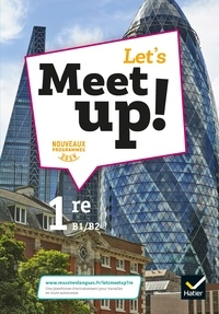 Erwan Gouraud et Amal Navailh - Let's Meet up! 1re B1/B2.