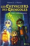 Erwan Ji et  Papaya - Les chevaliers des Gringoles Tome 2 : Opération Goofus.