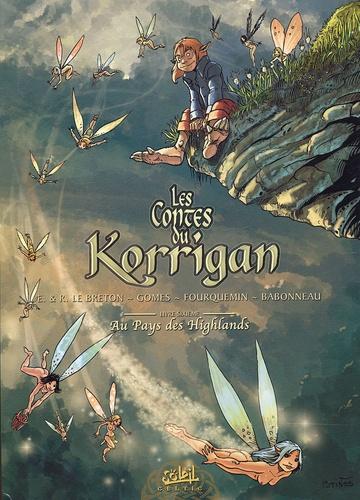 Erwan Le Breton et François Gomes - Les contes du Korrigan Tome 6 : Au Pays des Highlands.