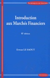 Erwan Le Saout - Introduction aux marchés financiers.