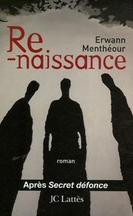Erwann Menthéour - Re-naissance.