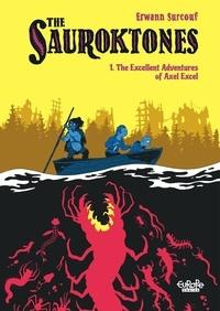Erwann Surcouf - The Sauroktones - Volume 1.