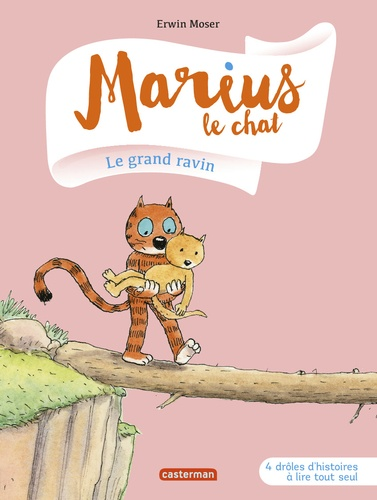 Erwin Moser - Marius le chat Tome 10 : Le grand ravin.